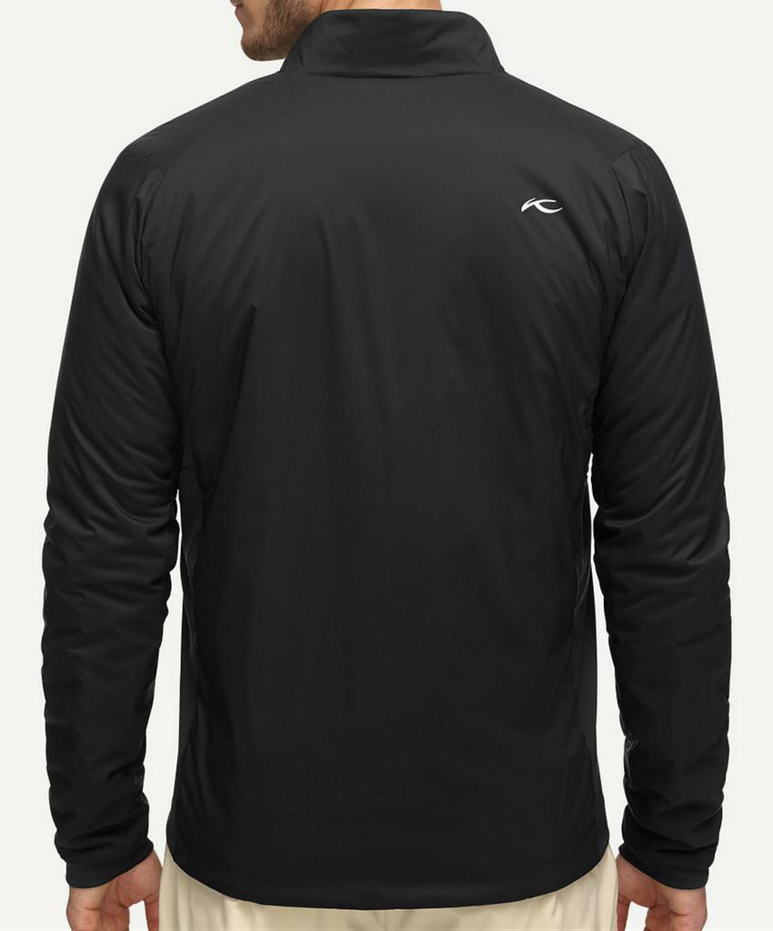 Pánská podzimní bunda Kjus Radiation Jacket Black  fd0d5723348