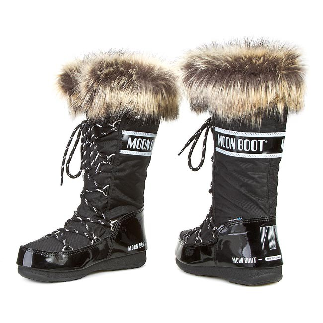913b8444ab Dámské zimní boty Moon Boot Monaco Black