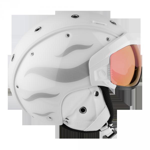 Previous. Lyzarska helma se stitem Bogner B-Visor Flames White.jpg af8b823cedb