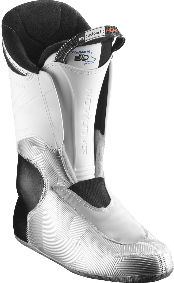 Pánské lyžařské boty Salomon X Pro 100 Black Antracite 16 17  ec8f9c5aa9