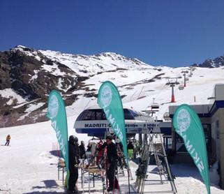 Testování lyží d226a8c677