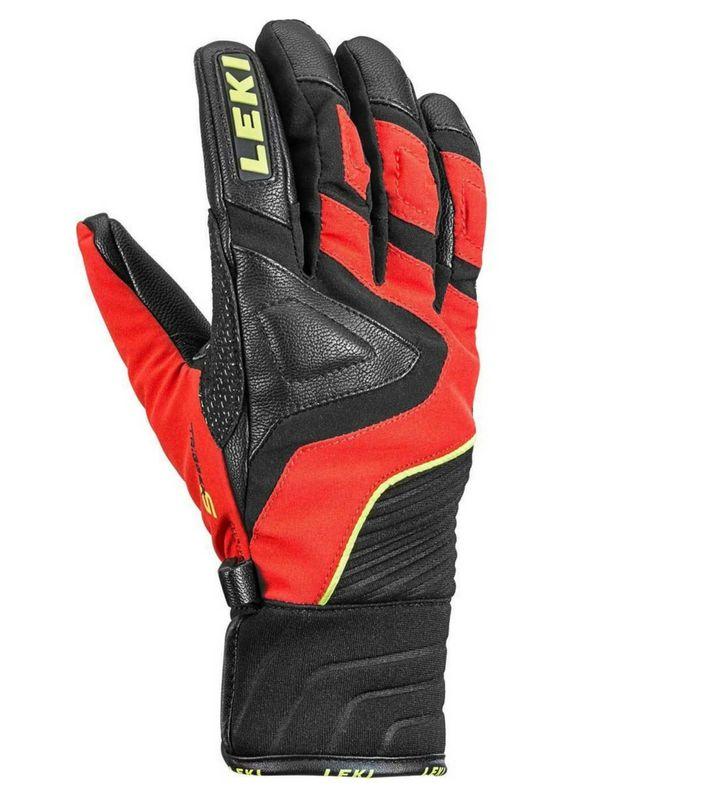 03cb0add3f8 Dětské lyžařské rukavice Leki Glove Race Slide S Junior B R Y
