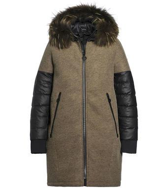499be2e536b Dámský zimní kabát Goldbergh Lana 736