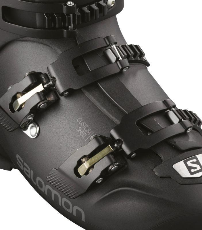 Pánské lyžařské boty Salomon X PRO 100 Black Metallic Black 18 19 ... cd267b9322