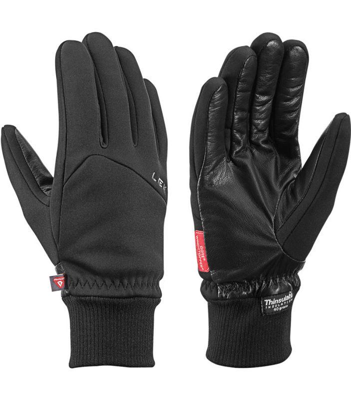 Dámské lyžařské rukavice Leki Hiker Pro Black  cd13ce1226