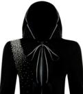 SNo Queen Classic Zip Hoodie Black (2).png