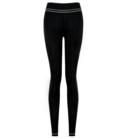 Damske funkcni kalhoty SNo Queen Classic Leggings Black (1).png