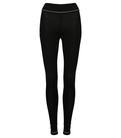 Damske funkcni kalhoty Sno Queen Star Zip Black.jpg