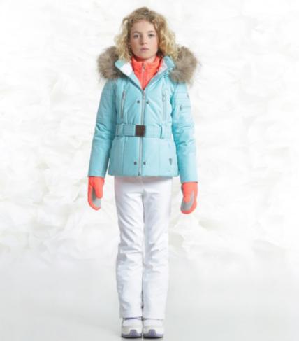 Detska lyzarska bunda Poivre Blanc W18-1008 JRGLA Dream Blue (1).png