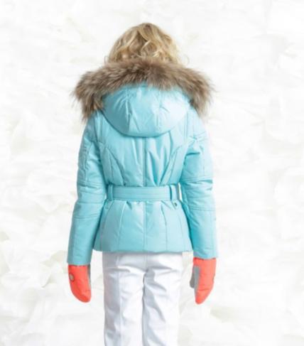 Detska lyzarska bunda Poivre Blanc W18-1008 JRGLA Dream Blue (2).png