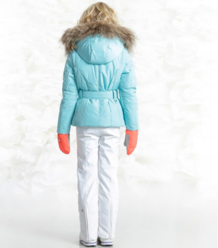 Detska lyzarska bunda Poivre Blanc W18-1008 JRGLA Dream Blue (5).png