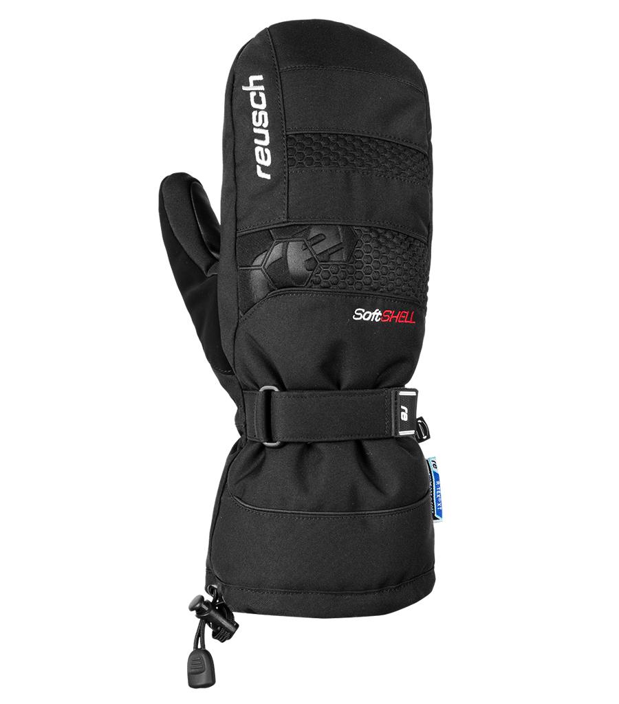 Pánské lyžařské rukavice Reusch Connor R-TEX XT 700 Black  7aa1a2f218