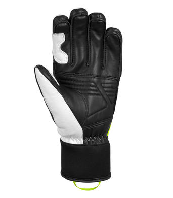 Panske-lyzarske-rukavice-Reusch-Master-Pro-126-White-Black-Safety-Yellow-1.jpg