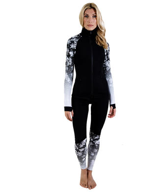 Damske-funkcni-kalhoty-SNo-Queen-Flake-leggins-Black-White.jpg
