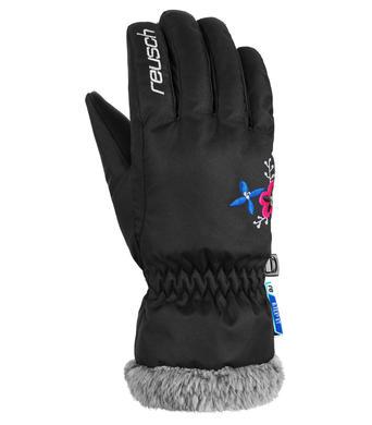 be34de712d8 Dětské lyžařské rukavice Reusch Marina XT 799 Black Multicolor