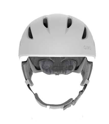 Lyzarska helma Giro Era Mips Mat White 2.jpg