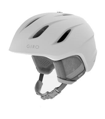 Lyzarska helma Giro Era Mips Mat White 1.jpg