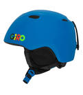 Detska lyzarska helma Giro Slingshot Mat Blue Wild.jpg