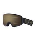 Lyzarske bryle Giro Gaze Black Gold Bar AR40.jpg