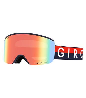 Lyzarske bryle Giro Axis Midnight Red Throwback Vivid Copper.jpg