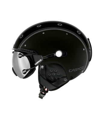 Lyzarska helma Casco SP3 Airwolf Black.jpg