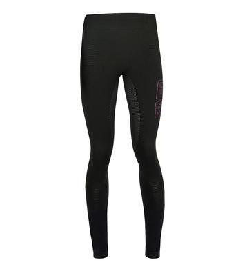 Damske funkcni kalhoty Lenz Long Pant 3.0 Black Fuchsia_.jpg
