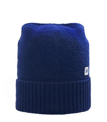 Panska zimni cepice Granadilla Cachemire Brim Blu Navy 006.jpg