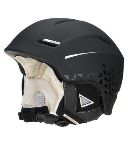 Lyzarska helma Salomon Aura Auto Custom Air Black 1.jpg