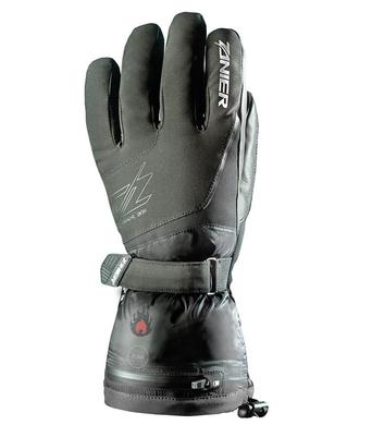 Damske vyhrivane lyzarske rukavice Zanier Heat.ZX 3_.0 Black 2_.png
