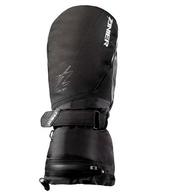 Damske vyhrivane lyzarske rukavice Zanier Hot. ZX 3_.0 Black_.png