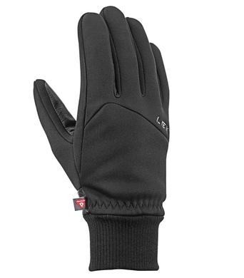 Damske lyzarske rukavice Leki Hiker Pro Black.png