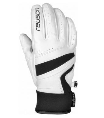 Damske lyzarske rukavice Reusch Mikaela Meida Dry 101.png