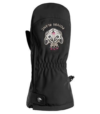 Detske lyzarske rukavice Poivre Blanc W18-1073 BBGL Black.png