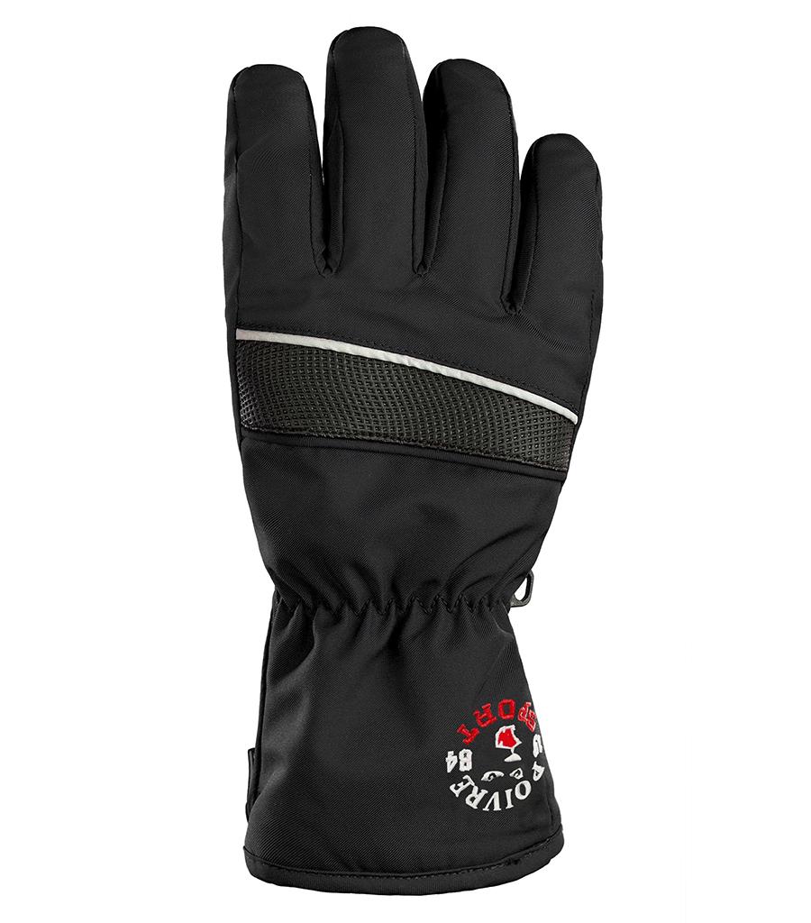 Dětské lyžařské rukavice Poivre Blanc W18-0970 JRBY Black  8563b29818