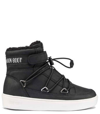 Detske zimni boty Moon Boot Pulse JR Boy Paris Black.jpg