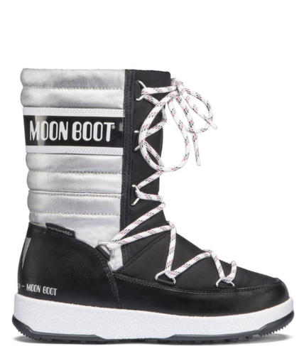 Detske zimni boty Moon Boot JR G. Quilted WP 002 BlackSilver_.jpg