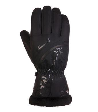 Damske lyzarske rukavice Snowlife Fairytale DT 029 Black.jpg