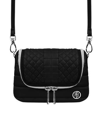 Damska kabelka Poivre Blanc W-18-9096-WO Belt Bag Black.jpg