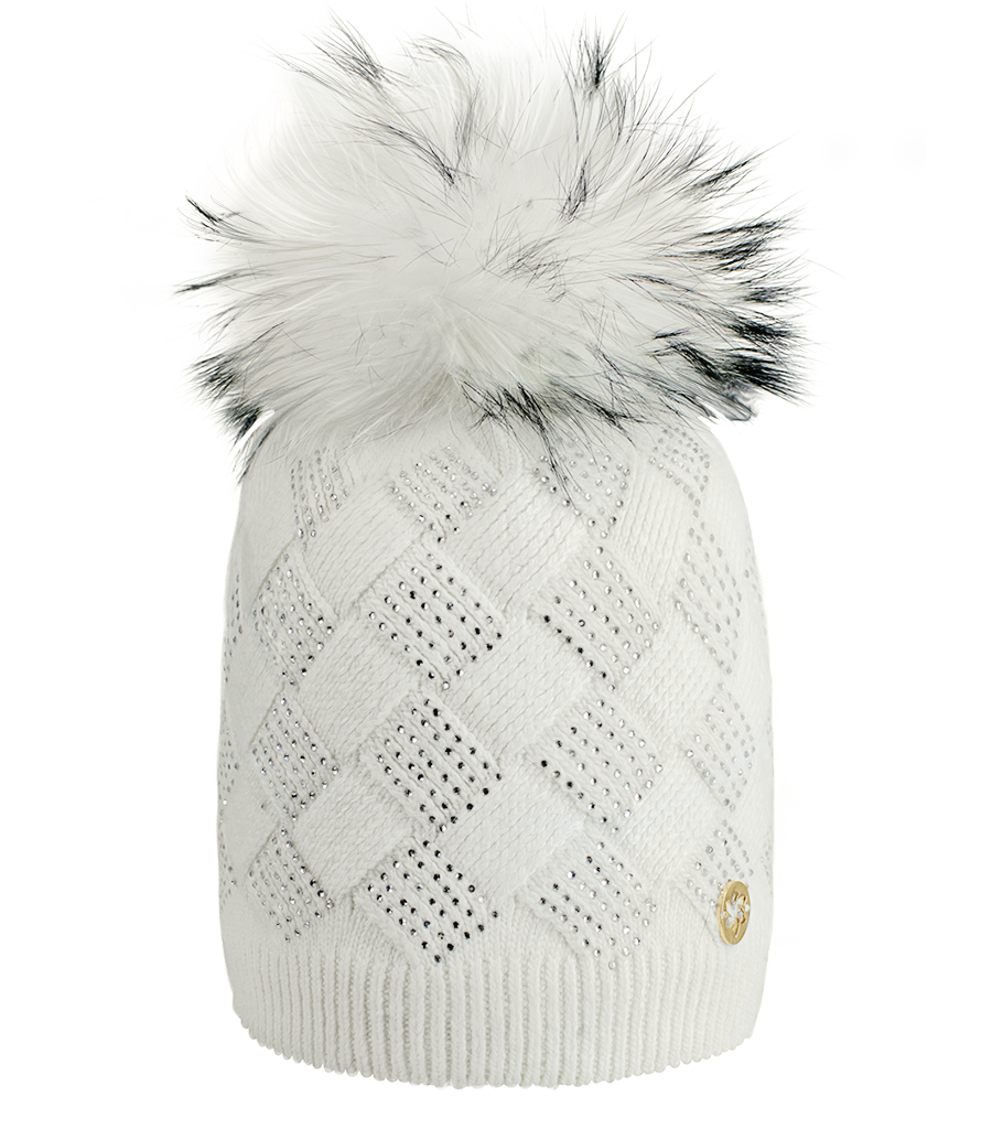 b7d4a832a Dámska zimná čiapka set Granadilla Box Chic White 005 | SKIMAX.SK
