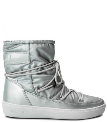 Damske zimni boty Moon Boot Pulse Nylon Plus WP Argento.png