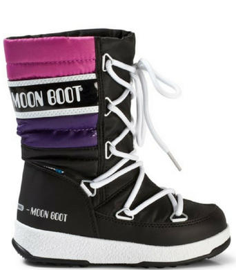 Detske zimni boty Moon Boot WE Quilted JR WP BlackPurpleOrchid.jpg