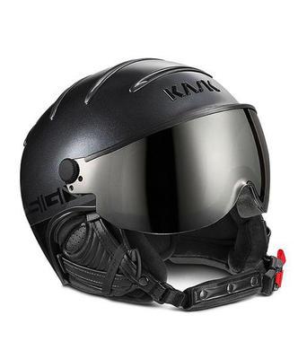 Lyzarska helma se stitem Kask Class Sport Photochromatic 209 Anthracite.jpg