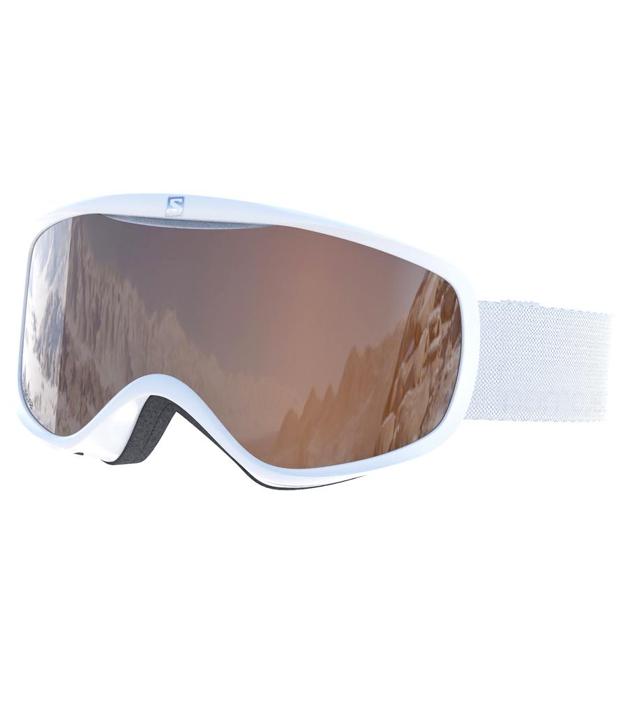 Dámske lyžiarské okuliare Salomon Sense White Access 17 18  e15c78f33fd