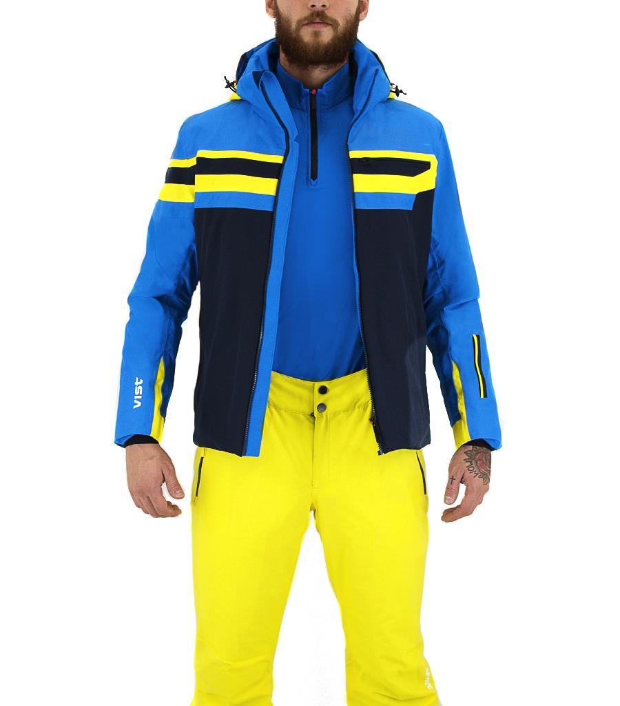 766f4e48801 Pánská lyžařská bunda Vist Annibiale 3BDG