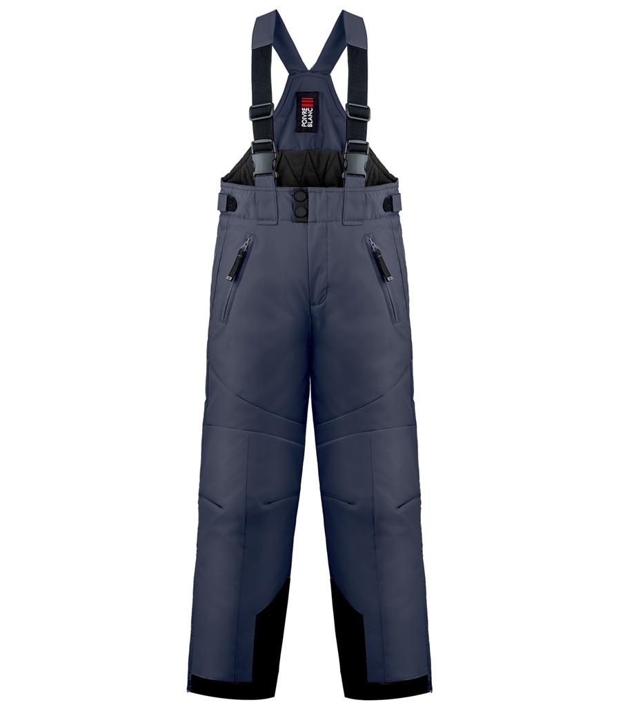 d4d93fcf7094 Detské lyžiarske nohavice Poivre Blanc W18-0922 JRBY Gothic Blue ...