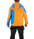 Panska lyzarska bunda Vist Alfredo Orange-Water-White 4.png