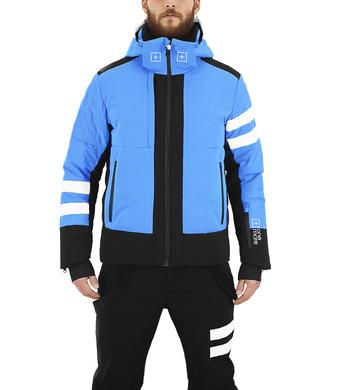 Panska lyzarska bunda OneMore Due Zero Uno Eco-Down 3BBA SkyBlackWhite 1.png