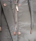 Damsky podzimni kabat Emporio Armani EA7 Down Jacket Cinder 4.png