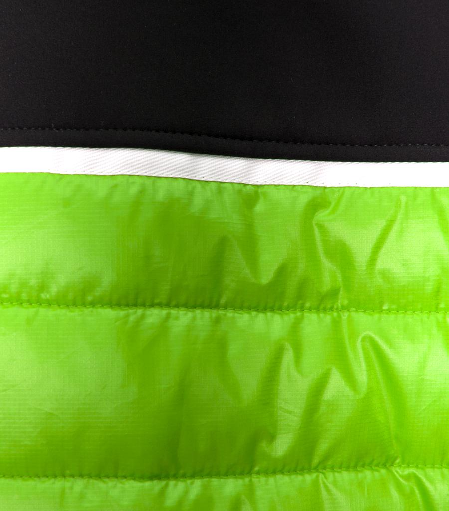 Pánská podzimní bunda Vist Dolomitica Plus Green Black  b450b553c06