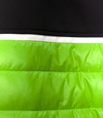 Panska podzimni bunda Vist Dolomitica Plus GreenBlack 3.png
